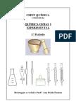 Apostila Química CEFET 1P Experimental