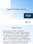 April 2012 Inflation Watch