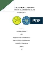 Makalah Konsep Keadilan Sosial Bagi Seluruh Rakyat Indonesia 10102010