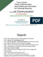 14 Mobile Communication