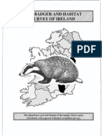 Www.npws.Ie Publications Archive Smal 1995 Badger Report