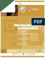 Guia Formativa. Mantenimiento Automotriz 12. CECyTEH, Gobierno de Hidalgo