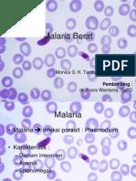 Malaria Berat - Presentasi Modul