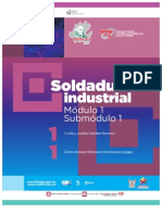 Guia Formativa. Soldadura Industrial 11. CECyTEH, Gobierno Hidalgo