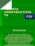 TERAPIA CONSTRUCTIVISTA todo