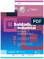 Guia Formativa. Soldadura Industrial 31. CECyTEH, Gobierno de Hidalgo
