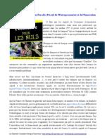 La France Doit Devenir Un Paradis (Fiscal) de l'Entrepreneuriat Et de l'Innovation