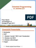 OOP in Joomla 2.5 (modules programmeren)