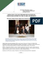 OCP - ESGR Press Release 4 20 12
