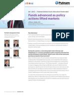 Putnam Global Asset Allocation Funds Q&A Q3 2012