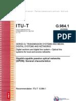 ITU G 984 1