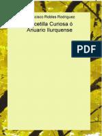 Gacetilla Curiosa o Anuario Ilurquense