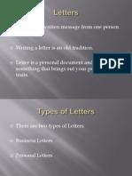 Bus Letters