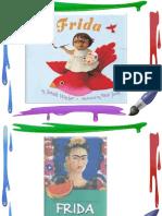 Fotos y Pinturas de Frida Kalo