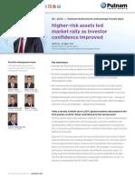 Putnam Retirement Advantage Funds Q&A Q1 2012