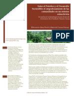 Entre el petróleo y el Desarrollo Sostenible