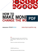 How to Make Money and Change the World