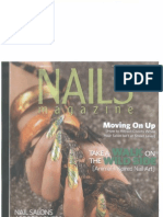 February 2012 Issue Nails Magazine Front Cover 001