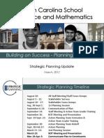 Strategic Plan Update 3-23-12