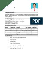 Resume Ex