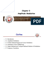 Comm 03 Amplitude Modulation