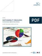 Sustainability Measures