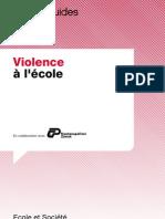 Violence a L'Ecole
