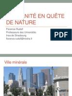 Les Agendas 21 depuis Rio - De l'écologie urbaine à la ville durable - Compléments
