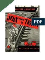 Jeux 8 Jeux Pour Le Train Collection Animateurs