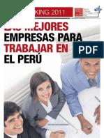 Suplemento_2011 de Las Mejores Empresas