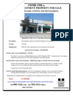 811-813 Fair Oaks Avenue, Pasadena | for Lease
