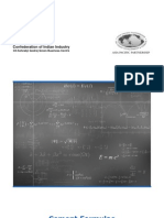 Formula Book - Cement Industries