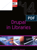 Planning Drupal Development in Libraries