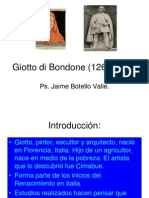 Giotto. Ps. Jaime Botello Valle