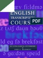 English Transcription Course