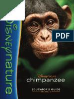 Disney Nature | Chimpanzee Educator Guide
