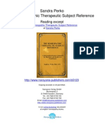 The Homeopathic Therapeutic Subject Reference Sandra Perko.05123 2