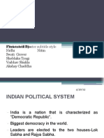 Indian Political & Leadership in Crisis