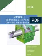 Entrega 4_ Hidráulica e Hidrología. Crecidas e inundaciones