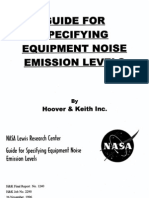 NASA Noise Guide