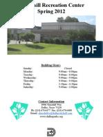 Churchill Spring 2012 Brochure