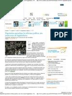 20-04-12 Diputados aprueban la reforma polítca, sin reelección de legisladores - Diario de Yucatán