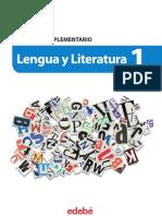 LENGUA.materialcomplementario.pdf Lengua 1 Eso