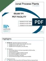 PET Overview