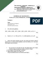 Variante-finale Subiecte Matem