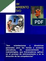 Clase 3 Principios Del Entrenamiento Deportivo