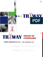 Triway Wireless Corporate Web Profile