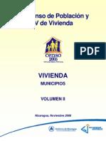 Vol.ii Vivienda Municipios