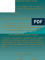 Fisiologia Renal - Aula 5 - Atualizada