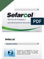 SERFARCOL presentación V 03 2012